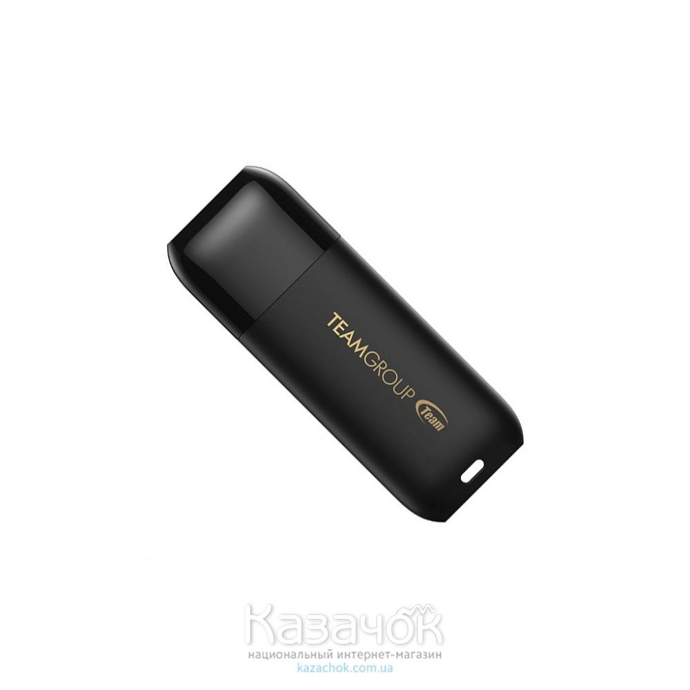 USB Flash Team C175 128GB 3.1 Pearl Black (TC1753128GB01)
