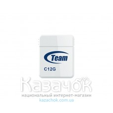 USB Flash Team C12G 16GB White (TC12G16GW01)