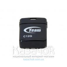 USB Flash Team C12G 8GB Black (TC12G8GB01)