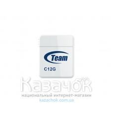 USB Flash Team C12G 8GB White (TC12G8GW01)