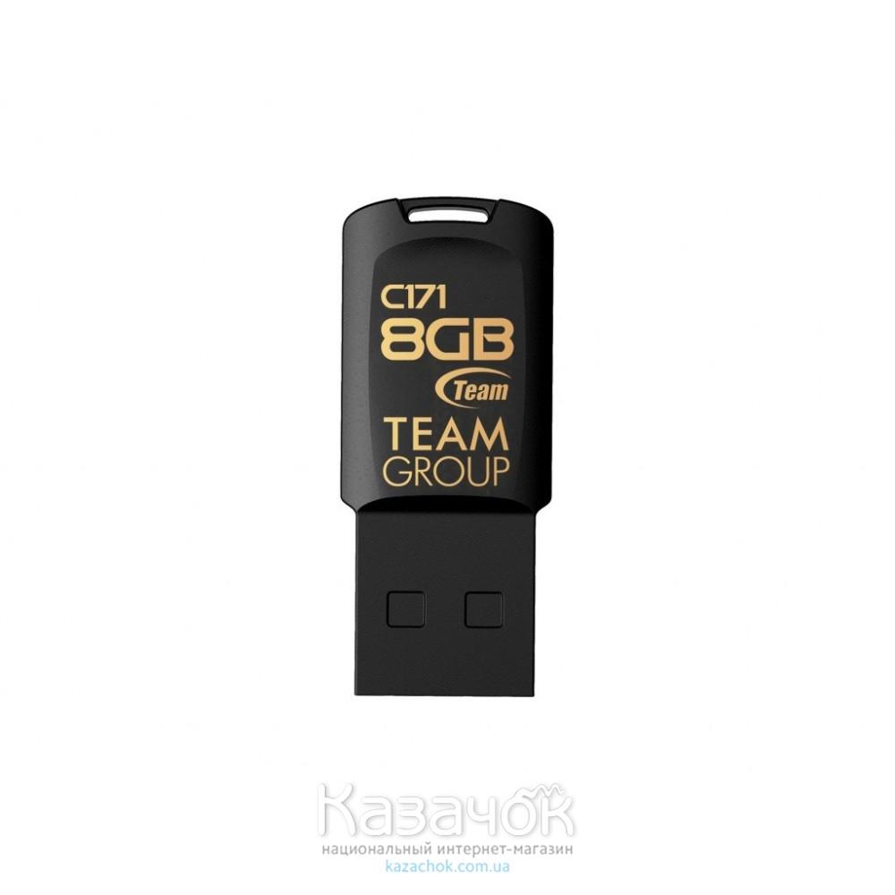 USB Flash Team C171 8GB Black (TC1718GB01)