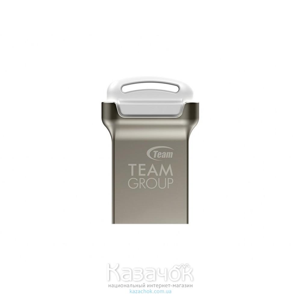 USB Flash Team C161 8GB White (TC1618GW01)