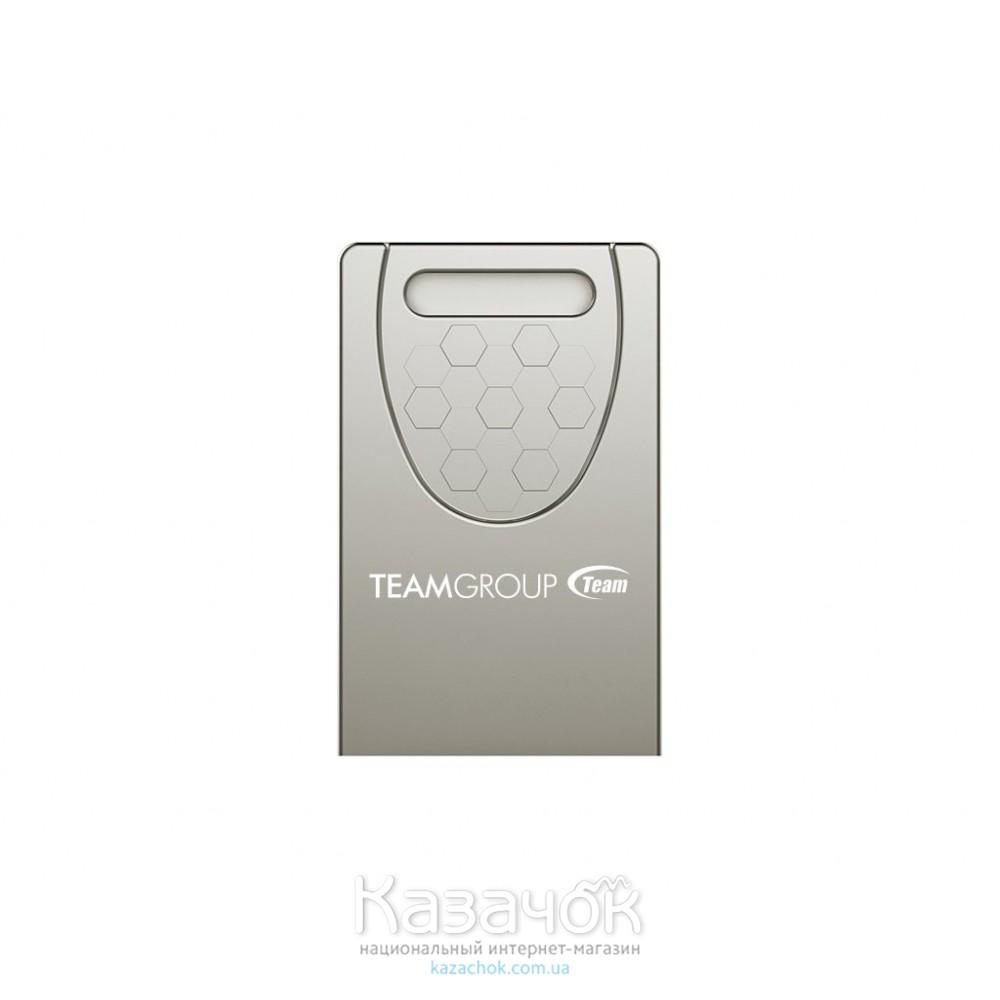 USB Flash Team C156 8GB Silver (TC1568GS01)