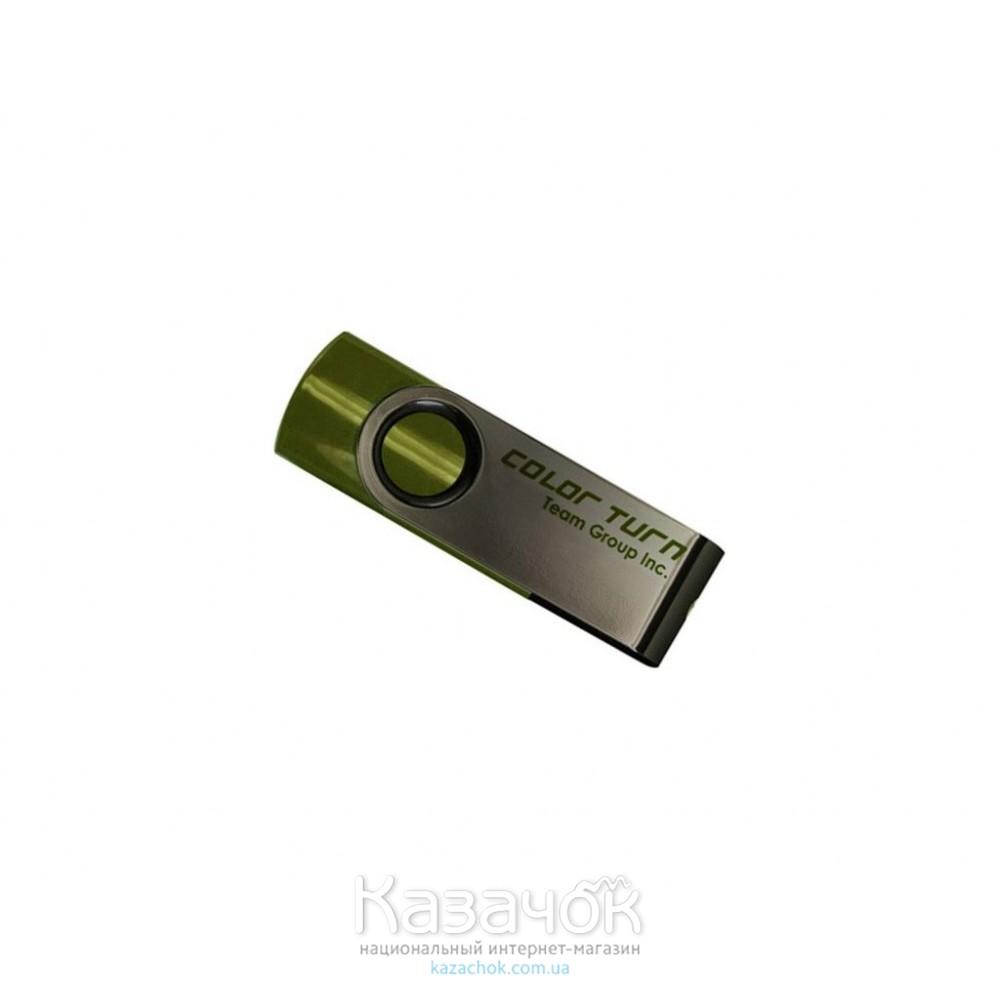USB Flash Team Color Turn 16GB Green (TE90216GG01)