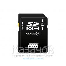 Карта памяти SDXC 128GB UHS-I Class 10 GOODRAM (S1A0-1280R11)