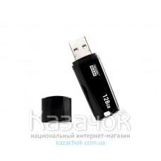 USB Flash GOODRAM 128GB 3.0 UMM3 Mimic Black (UMM3-1280K0R11)