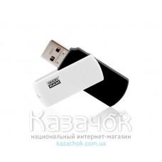 USB Flash GOODRAM 16GB UCO2 Colour Mix Black/White (UCO2-0160KWR11)