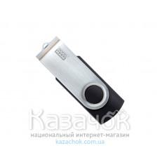 USB Flash GOODRAM 16GB 3.0 Twister Black (UTS3-0160K0R11)