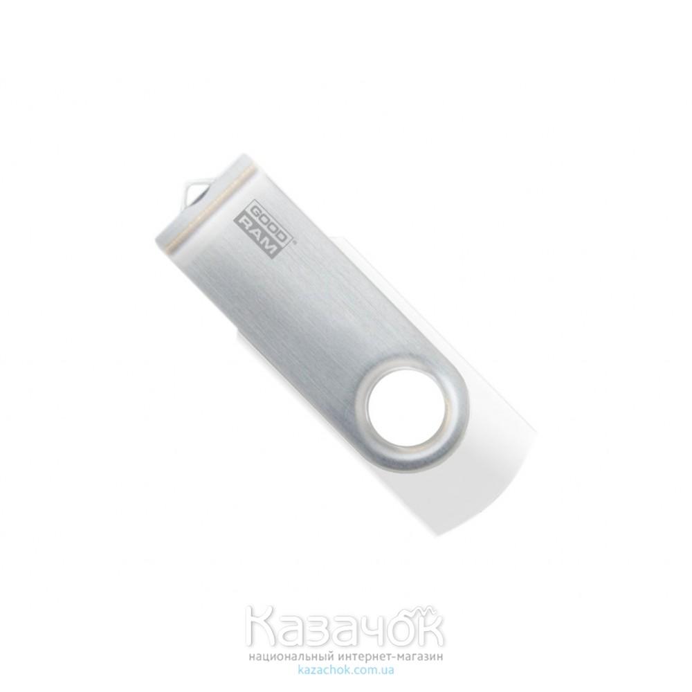 USB Flash GOODRAM 16GB UTS2 Twister White (UTS2-0160W0R11)