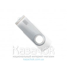USB Flash GOODRAM 16GB UTS2 Twister White (UTS2-0160W0R11)