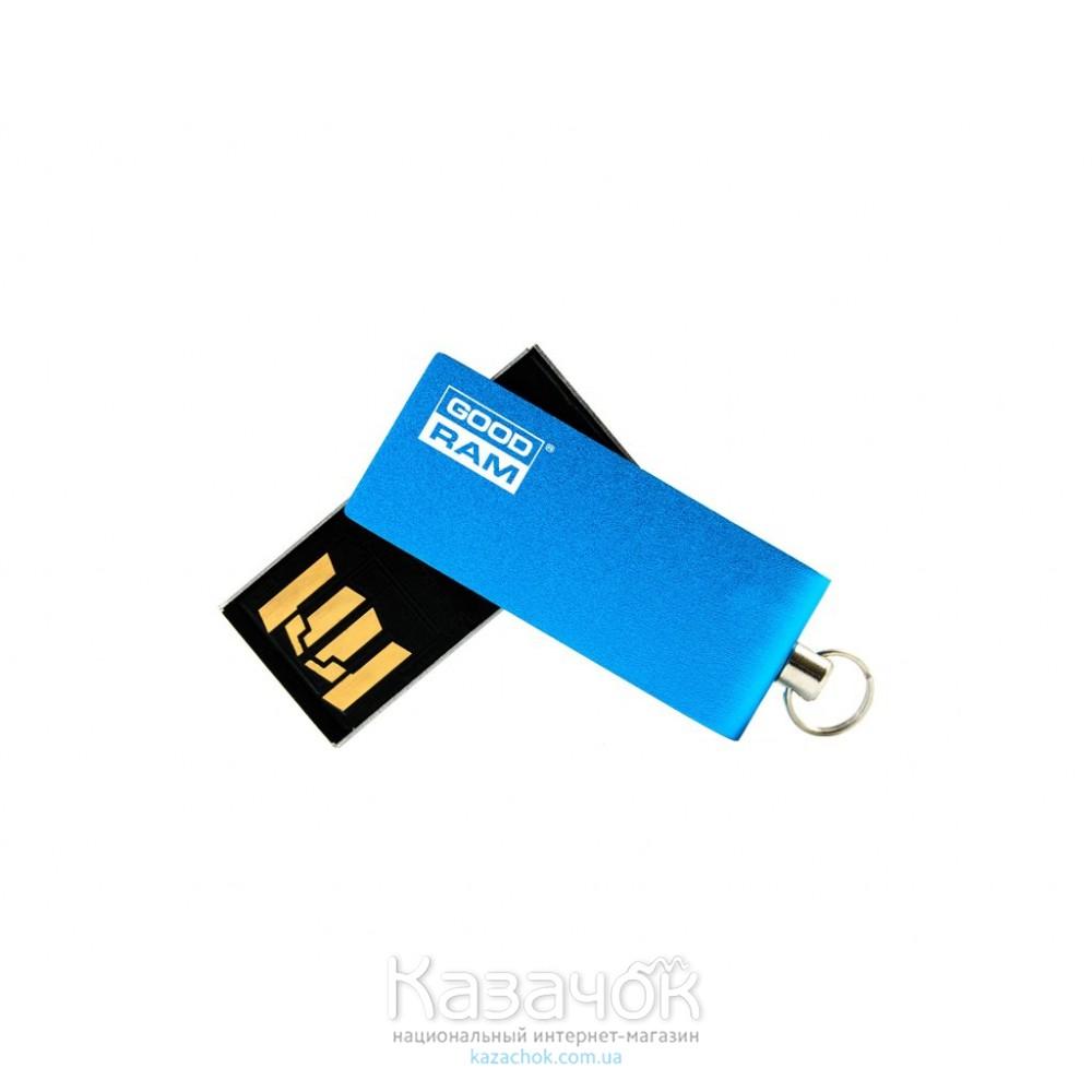 USB Flash GOODRAM 32GB UCU2 Cube Blue (UCU2-0320B0R11)