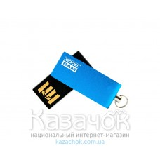 USB Flash GOODRAM 32GB UCU2 Cube Blue (UCU2-0320B0R11)