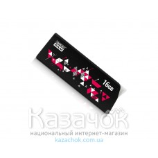USB Flash GOODRAM 16GB 3.0 UCL3 Click Black (UCL3-0160K0R11)