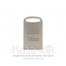 USB Flash GOODRAM 16GB 3.0 UPO3 Point Silver (UPO3-0160S0R11)