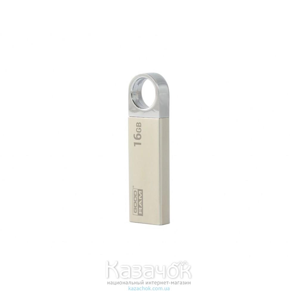 USB Flash GOODRAM 16GB UUN2 Unity Silver (UUN2-0160S0R11)