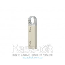 USB Flash GOODRAM 16GB UUN2 Unity Silver (UUN2-0160S0R11)