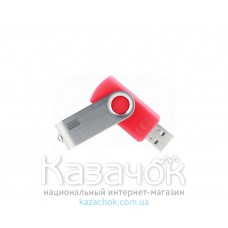 USB Flash GOODRAM 32GB 3.0 Twister Red (UTS3-0320R0R11)