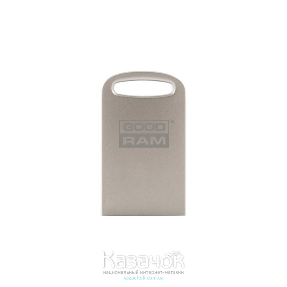 USB Flash GOODRAM 64GB 3.0 Point Silver (UPO3-0640S0R11)