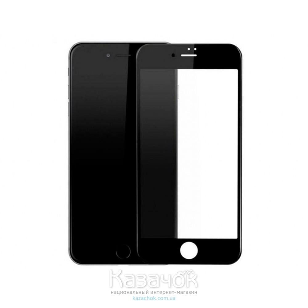 Защитное стекло iPhone 7/8 5D Black