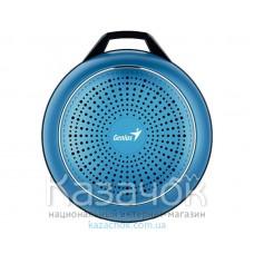 Портативная акустика Genius SP-906BT Plus Blue