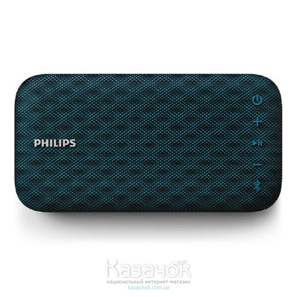 Портативная акустика Philips BT3900A Blue