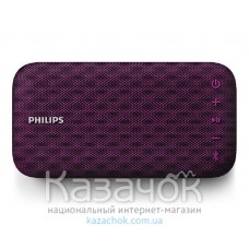 Портативная акустика Philips BT3900P Purple