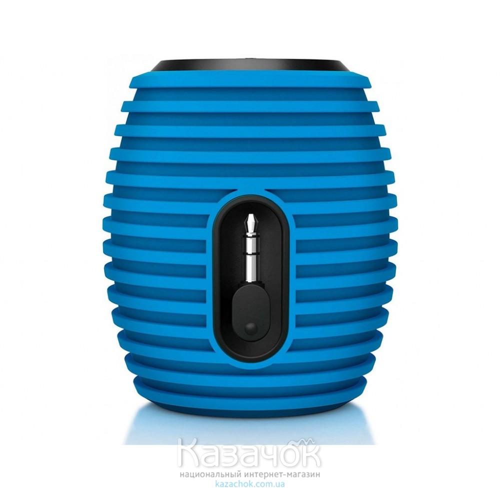 Портативная акустика Philips SBA3010B Blue