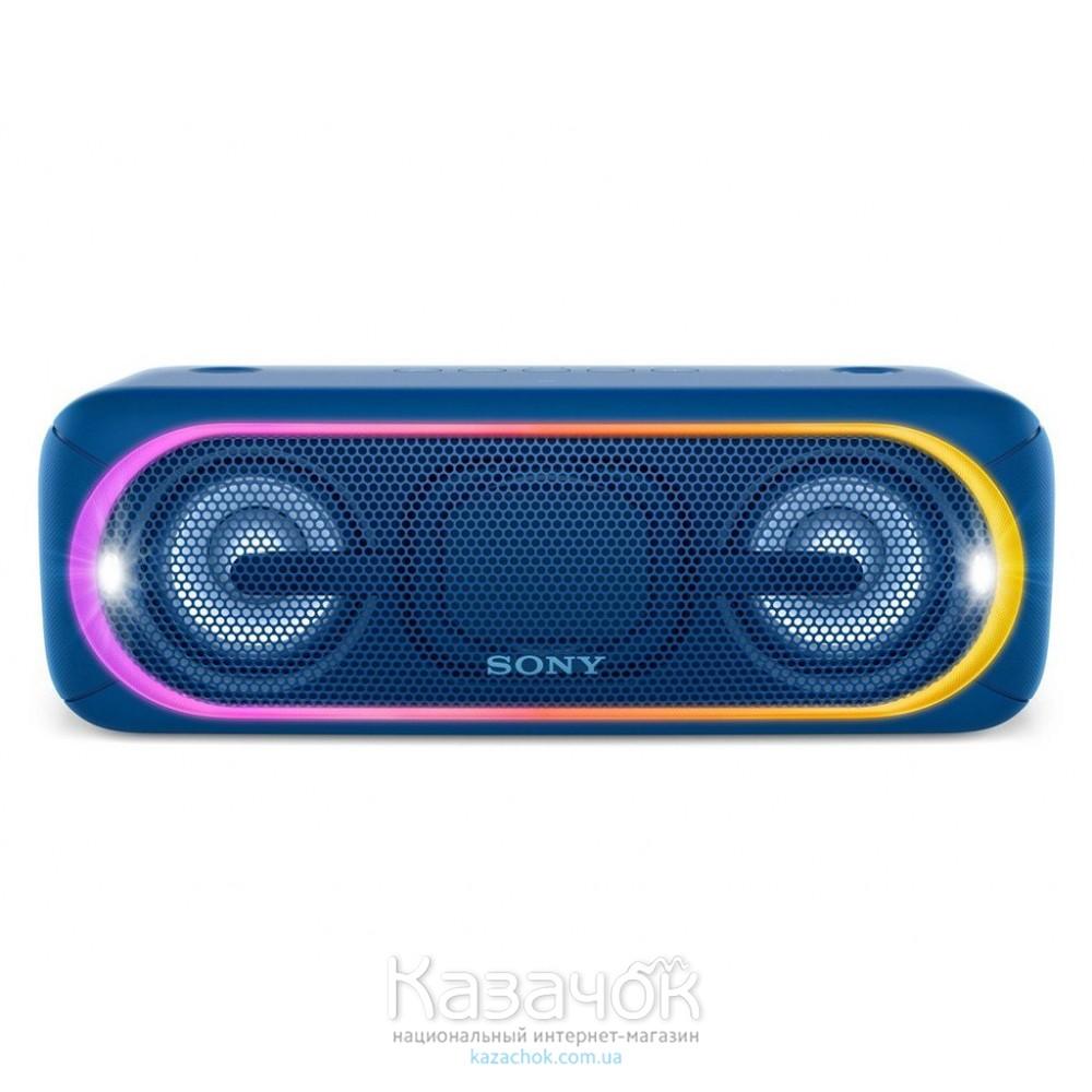 Портативная акустика Sony SRS-XB40L Blue