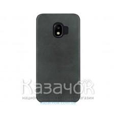 Кожанная накладка T-PHOX Samsung J2 2018/J250 Vintage Black