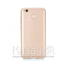 Силиконовая накладка T-PHOX Xiaomi Redmi Note 5A Shiny Gold
