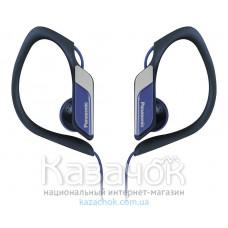 Наушники Panasonic RP-HS34E-A Blue