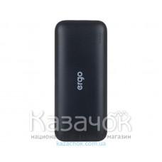 Внешний Аккумулятор Ergo LI-16 12500 mAh Black