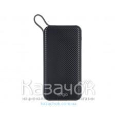 Внешний Аккумулятор Ergo LP-129 10000 mAh TYPE-C Black