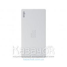 Внешний Аккумулятор Ergo LP-91 5000 mAh White