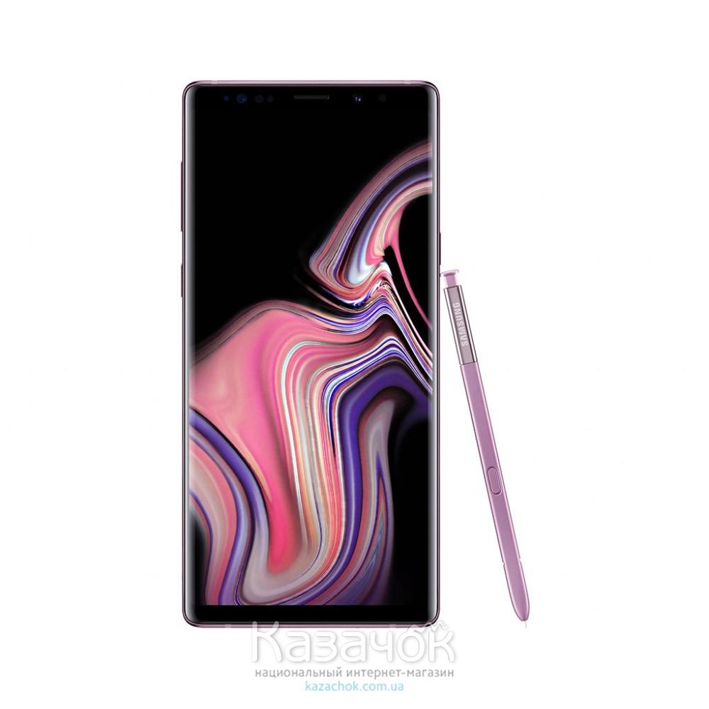 Samsung Galaxy Note 9 N960FD 8/512GB Purple