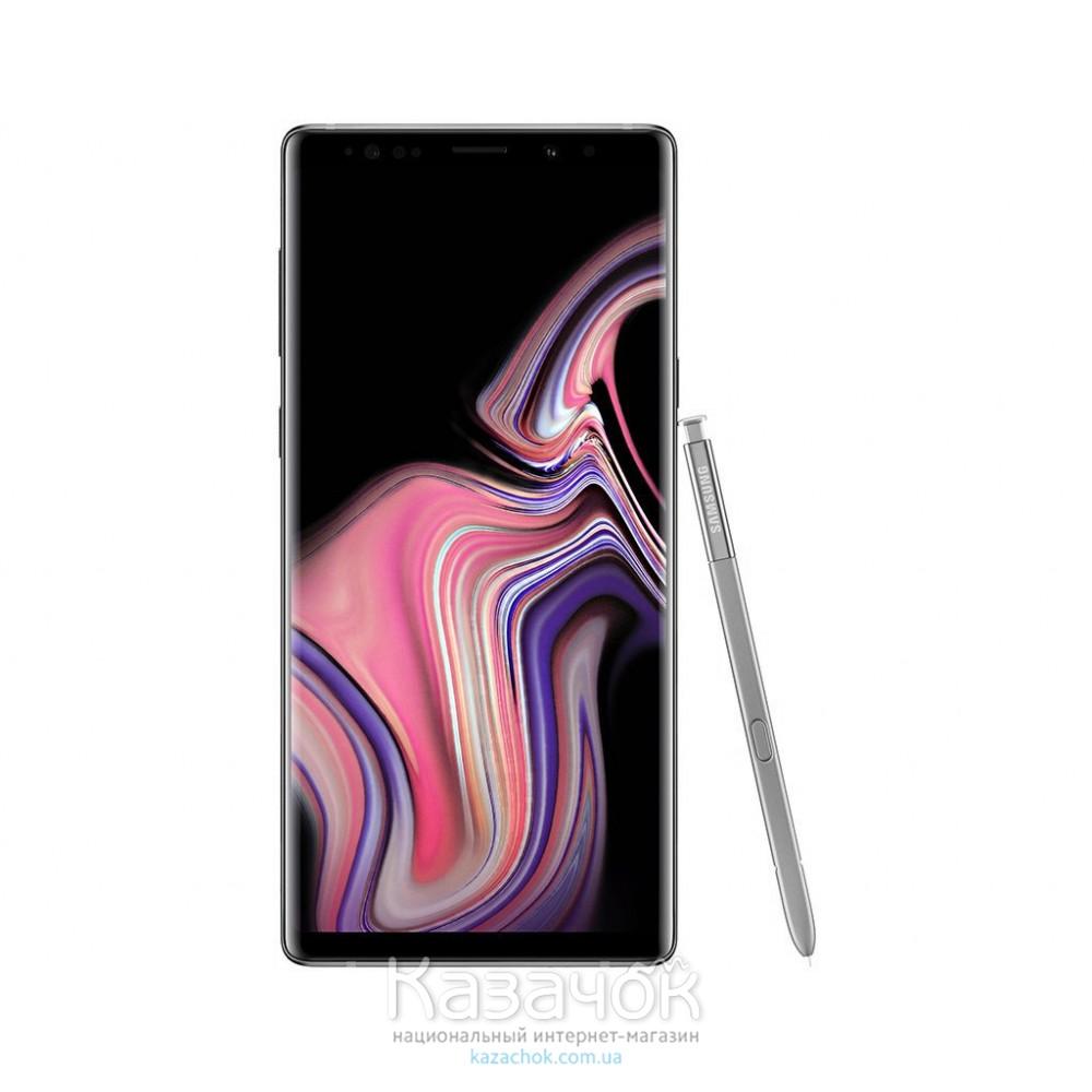 Samsung Galaxy Note 9 N960FD 8/512GB Silver