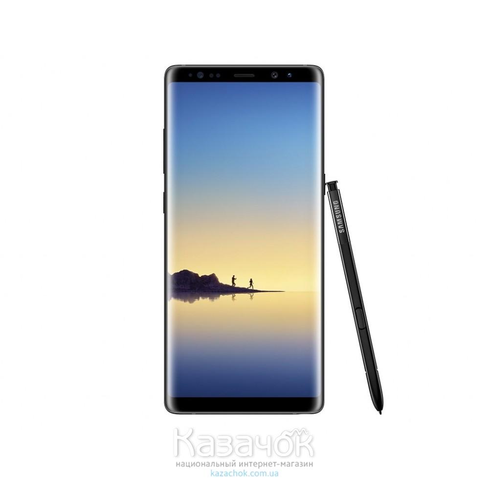 Samsung Galaxy Note 8 N950FD 64GB Black