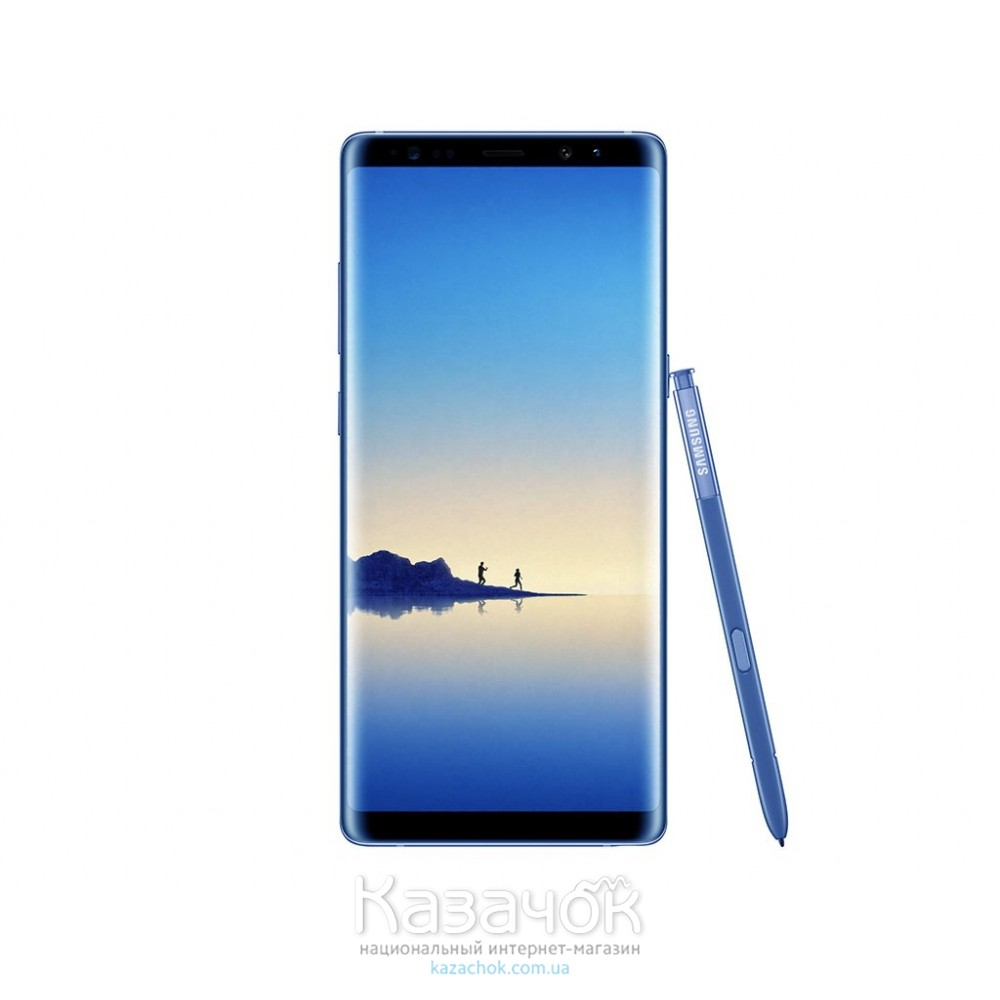 Samsung Galaxy Note 8 N950FD 64GB Blue