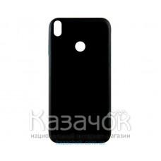 Силиконовая накладка Inavi Simple Color для Huawei P Smart Plus Black