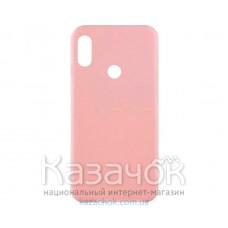 Силиконовая накладка Inavi Simple Color для Xiaomi Mi 6X/ Mi A2 Peach