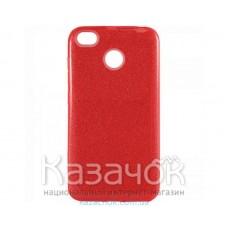 Силиконовая накладка Shine для Huawei P Smart Red
