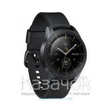 Смарт-часы Samsung SM-R810 Galaxy Watch 42mm Midnight Black (SM-R810NZDASEK)
