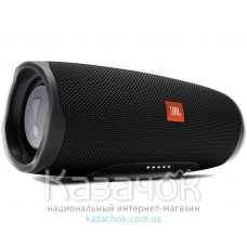Портативная акустика JBL Charge 4 (JBLCHARGE4BLK) Midnight Black