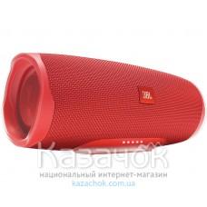 Портативная акустика JBL Charge 4 (JBLCHARGE4RED) Fiesta Red