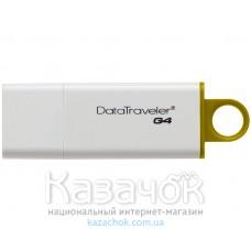 USB Flash Kingston DataTraveler DTIG4 8GB USB 3.0 Yellow (DTIG4/8GB)
