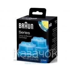 Аксессуар для бритв BRAUN Clean Charge