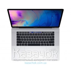 Apple MacBook Pro 15 512GB Silver Touch Bar (MR972) 2018