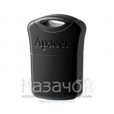 Флеш-память USB Apacer AH116 32GB Black (AP32GAH116B-1)