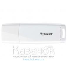 Флеш-память USB Apacer AH336 32GB White (AP32GAH336W-1)
