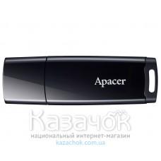 Флеш-память USB Apacer AH336 64GB Black (AP64GAH336B-1)